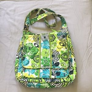 Vera Bradley Large Cross Body